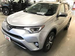2016 Used Toyota RAV4 FWD 4dr XLE at East Madison Toyota Serving ...