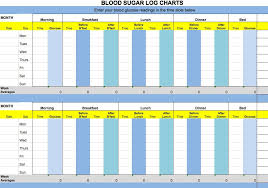 Blood Sugar Tracking Spreadsheet Free Blood Glucose Spreadsheets