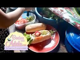 panes con pollo salvadoreños you