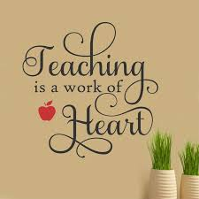 Quotes For Teachers Custom Famous Teachers Quotes About Teaching Is A Work Of Heart Golfian