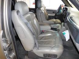 2002 chevy tahoe bucket seat covers