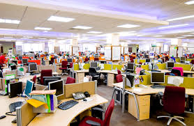 office building interior busy.  Office The Busy Workplace Inside Office Building Interior Busy