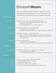 Modern Resume Samples 2017 – Fluently.me