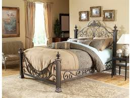 iron bedroom furniture. view in gallery back to bed baroque wrought iron bedroom furniture t