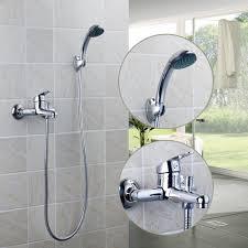 bathtub faucet shower hose. bathroom waterfall wall mount faucet spout filler diverter chrome widespread bathtub 97098 single handle sink shower hose