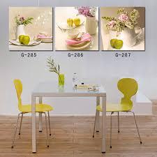 Apple Wall Decor Kitchen Aliexpresscom Buy Modern Canvas Painting For Kitchen Wall Decor