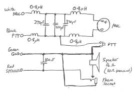 tyt microphone wiring diagram wiring diagrams