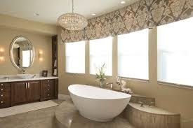 Master Bathroom Vibrant Transitional Master Bathroom Robeson Design