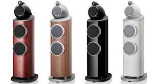 Bowers & Wilkins 800 D4 Diamond Series Review   Audio Advice