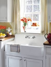 integral kitchen sink farmhouse sink and faucet kitchen sink pump system vintage cast iron sink for