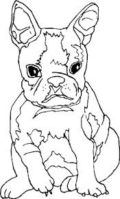 Free Printable Bulldog Coloring Page Arielleleitnercom