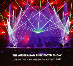 Brit Floyd Light Show Live At The Hammersmith Apollo 2012