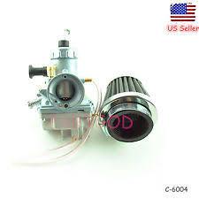 yamaha rt 100 motorcycle parts carb carburetor w air filter for yamaha rt100 1990 2000 rt180 1990 1998