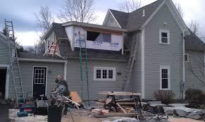 building a dormer addition
