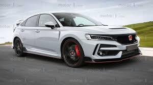 All new Honda Civic ใหม่ 2021 พร้อมขายไตรมาส 3 ปี หน้า