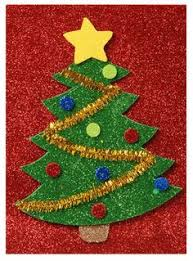 Rockabye Butterfly 3D Christmas Tree CraftFoam Christmas Tree Crafts