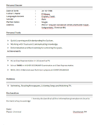 Resume Format For English Teachers Freshers. Resume. Ixiplay Free ...