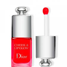 <b>Тинт для губ</b> и щек Cheek And Lip <b>Glow</b> Instant Blushing от Dior с ...