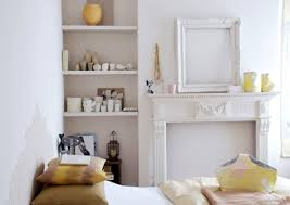 [image Above: Emma Cassiu0027s Bedroom Is The Epitome Of Sweet And Feminine.  And The Wallpaper Headboard? Perfection.]
