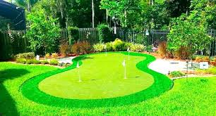 outdoor putting green kits. Putting Green Kits Backyard Kit Greens Do It Yourself Outdoor
