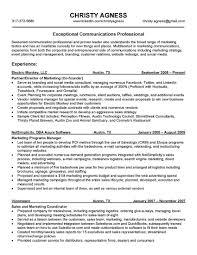 Resume Resume Template Linkedin
