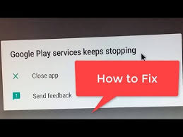 Google Play Customer Service Fix Google Play Service Keeps Stopping On Raspberry Pi Rtandroid 7 1