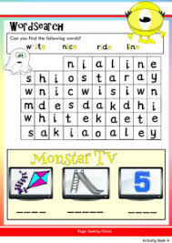 Phonics worksheets, phonics worksheet templates, phonics board games. Free Phonics Worksheets Activities Monster Phonics