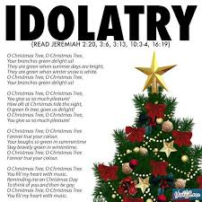 166 Best Holiday Truth Images On Pinterest  Christianity Pagan Is A Christmas Tree Pagan