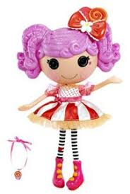 Lalaloopsy Littles Silly Hair Doll Squirt Lil Top Trade Lalaloopsy squirt lil top