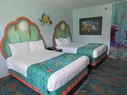 Disneyu0027s Art Of Animation Resort: The Little Mermaid Room Beds