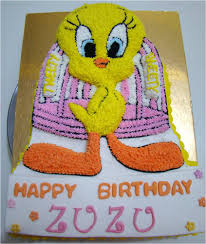 Tweety Bird Cake Designs Tweety Bird Cakes Decoration Ideas Little Birthday Cakes