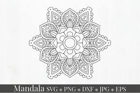All designs are scalable to any size with no loss off quality. 205 Mandala Wall Art Designs Graphics