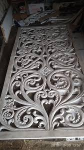 Thermocol Cutting Design Eva Foam Carving 260cm X 130cm Foam Carving Wood Carving