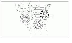 how to change alternator and other belt on 1998 kia sephia fixya 2bc0452 jpg
