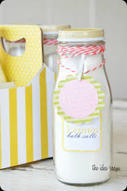 Decorative Jars For Bath Salts Homemade Bath Salts Recipe For You To Make At Home 14