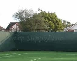 Privacy screen for fence Windscreen Tarpsupplycom Accurateaerialco 87 Knitted Poly Privacy Screen Fence Tarps