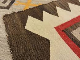 sold by santa large antique navajo rug circa 1890 1900 featuring two grey hills