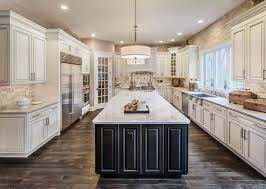 simple toll brothers kitchen