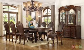 Small Picture Mesmerizing Formal Dining Room Sets With China Cabinet 27 For Your