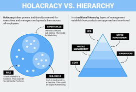Holacracy Org Chart Holacracy Organizing For Change At District 51 Getting Smart