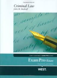 criminal law guide for ls libguides at john marshall law school criminal law essay exams and analysis by john m burkoff