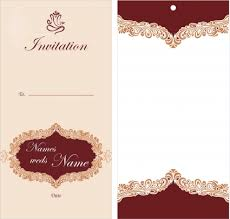 wedding invite template download free printable wedding invitation templates download template business