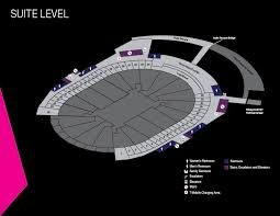 T Mobile Knights Seating Chart Concourse Maps T Mobile Arena