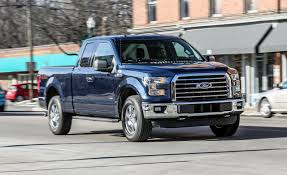 2015 Ford F-150 2.7 EcoBoost 4x4 Test | Review | Car and Driver