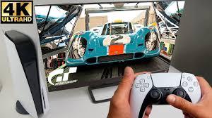 Gran Turismo Sport PS5 Gameplay 4K UHD ...