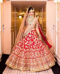 Manish Malhotra Lehenga Designs 2018 Our Favourite Brides In Spectacular Wedding Outfits By