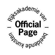 Rijksakademie Van Beeldende Kunsten Home Facebook