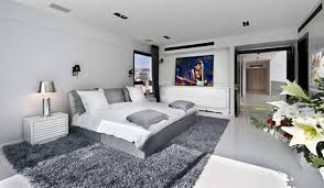 Grey Master Bedroom Designs - Grey wall bedroom ideas