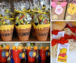 ideas for pooh party favors party favors are a nice way takeaway for guests after a special party send your guests home with a smile with party favors that