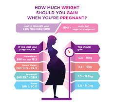 How Much Weight Should You Gain When You Are Pregnant